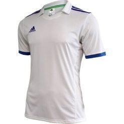 Adidas Koszulka męska Volzo15 biały r. S (S08961). Białe koszulki sportowe męskie Adidas, m. Za 32,94 zł.