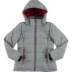Odzież dziecięca: Kurtka zimowa w kolorze jasnoszarym