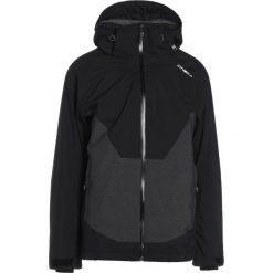 O'Neill GALAXY III  Kurtka snowboardowa black out. Czarne kurtki narciarskie męskie O'Neill, m, z materiału. W wyprzedaży za 775,20 zł.