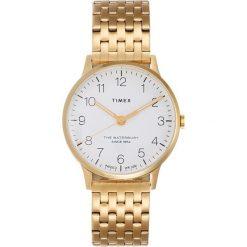 Timex WATERBURY CLASSIC CASE AND BRACELET  Zegarek goldcoloured. Żółte, analogowe zegarki damskie Timex. Za 539,00 zł.