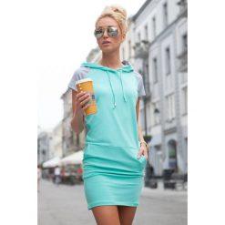 Sukienki hiszpanki: Sukienka Mieta 7833