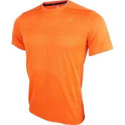 Koszulka do biegania męska ADIDAS SUPERNOVA SHORT SLEEVE TEE / S97948 - ADIDAS SUPERNOVA SHORT SLEEVE TEE. Czerwone koszulki sportowe męskie Adidas, m, z materiału. Za 125,00 zł.