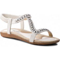 Sandały damskie: Sandały JENNY FAIRY – WP01-1605-02 Biały 1