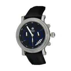Zegarek Royal London Męski 41095-02 Chrono 100M. Czarne zegarki męskie Royal London. Za 474,00 zł.