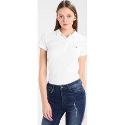 T-shirty damskie: Teddy Smith PILOCO Koszulka polo blanc