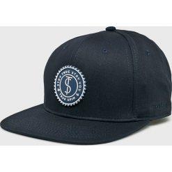 True Spin - Czapka. Czarne czapki z daszkiem męskie True Spin. W wyprzedaży za 49,90 zł.