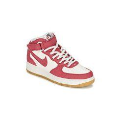 Trampki męskie: Buty Nike  AIR FORCE 1 MID '07