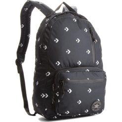 Plecak CONVERSE - 10004801-A01 001. Czarne plecaki męskie marki Converse, sportowe. W wyprzedaży za 149,00 zł.