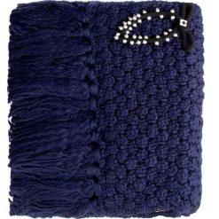 Szal TWINSET - Sciarpa AA7P4N  Blueprin 00651. Niebieskie szaliki damskie Twinset. W wyprzedaży za 239,00 zł.
