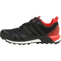 Adidas Performance TERREX AGRAVIC GTX Obuwie hikingowe cblack/carbon/hirere. Czarne buty sportowe męskie adidas Performance, z materiału, outdoorowe. Za 649,00 zł.