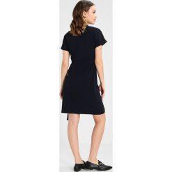 Sukienki hiszpanki: Dorothy Perkins Petite WRAP DRESS Sukienka letnia navy