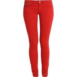 Replay LUZ COIN ZIP PANTS Jeans Skinny Fit red. Niebieskie rurki damskie marki Replay. Za 579,00 zł.