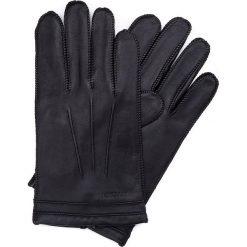 Rękawiczki męskie 39-6-343-1. Czarne rękawiczki męskie marki Wittchen. Za 149,00 zł.