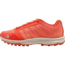 The North Face LITEWAVE FASTPACK Obuwie hikingowe red. Czerwone buty sportowe damskie marki KALENJI, z gumy. Za 349,00 zł.