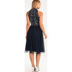 Sukienki hiszpanki: Lace & Beads Petite WREN SKATER  Sukienka koktajlowa navy