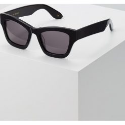 Han Kjobenhavn BRICK SUNGLASSES Okulary przeciwsłoneczne black. Czarne okulary przeciwsłoneczne damskie lenonki Han Kjobenhavn. Za 569,00 zł.