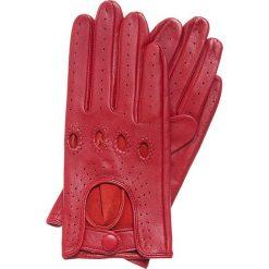 Rękawiczki damskie 46-6-275-2T. Czerwone rękawiczki damskie marki Wittchen. Za 99,00 zł.