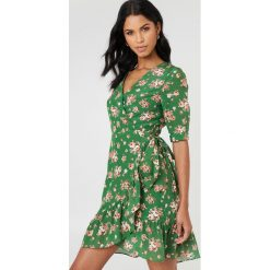 Sukienki hiszpanki: FWSS Sukienka High Pressure – Green,Multicolor