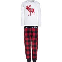 Abercrombie & Fitch SLEEP  Piżama white moose. Białe bielizna dziewczęca Abercrombie & Fitch, z materiału. Za 229,00 zł.