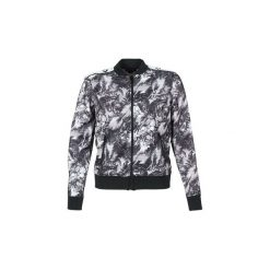 Bluzy damskie: Bluzy dresowe Converse  CONVERSE STAR CHEVRON FEATHER PRINT TRACK JACKET