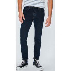 Levi's - Jeansy 512. Szare jeansy męskie regular Levi's®. W wyprzedaży za 319,90 zł.