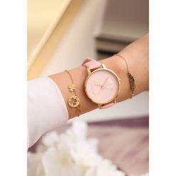 Różowy  Zegarek Head Of Time. Czerwone zegarki damskie other. Za 29,99 zł.