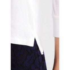 Bluzki damskie: Polo Ralph Lauren SLIM FIT Koszulka polo white