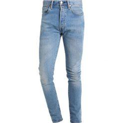 Levi's® 501� SKINNY Jeans Skinny Fit lightblue denim. Niebieskie jeansy męskie relaxed fit marki Levi's®. Za 399,00 zł.