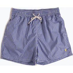 Polo Ralph Lauren - Męskie spodenki kąpielowe, niebieski. Niebieskie kąpielówki męskie Polo Ralph Lauren, l. Za 279,95 zł.