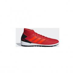 Buty do piłki nożnej adidas  Buty Predator Tango 19.3 TF. Czerwone halówki męskie Adidas, do piłki nożnej. Za 379,00 zł.