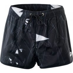 IQ Spodnie damskie Kika WMNS Black/Pattern r. L. Szare spodnie sportowe damskie marki IQ, l. Za 49,99 zł.