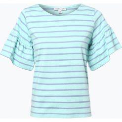 Marie Lund - T-shirt damski, zielony. Zielone t-shirty damskie Marie Lund, l, prążkowane. Za 29,95 zł.
