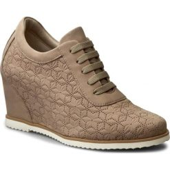 Buty damskie: Sneakersy BALDININI – 799083XBUCK55 Buck Toupe
