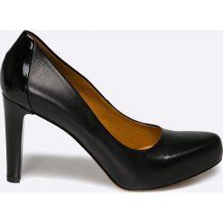 Buty ślubne damskie: Gino Rossi - Czółenka