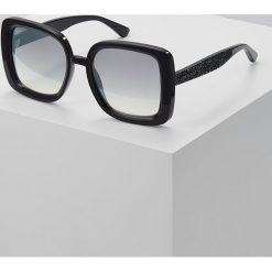Jimmy Choo CAIT Okulary przeciwsłoneczne black. Czarne okulary przeciwsłoneczne damskie aviatory Jimmy Choo. Za 969,00 zł.