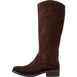 Pinto Di Blu Kozaki brown. Brązowe buty zimowe damskie Pinto Di Blu, z materiału. W wyprzedaży za 389,35 zł.