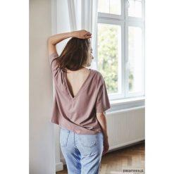 Odzież damska: VIVIAN PUDROWY T-shirt