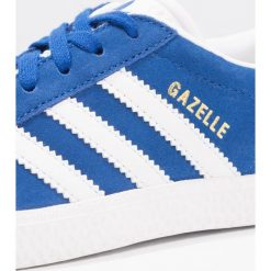 Adidas Originals GAZELLE Tenisówki i Trampki collegiate royal/footwear white. Niebieskie tenisówki męskie marki adidas Originals, z materiału. Za 249,00 zł.