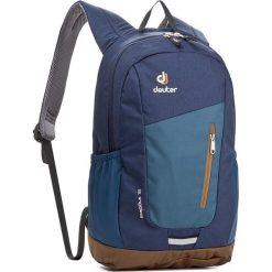 Plecak DEUTER - Stepout 12 381021533580  Arctic-Midnight 3358. Niebieskie plecaki męskie Deuter, sportowe. W wyprzedaży za 189,00 zł.