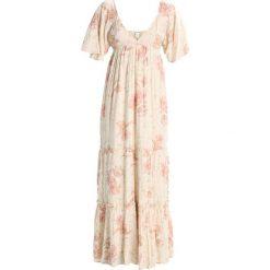 Długie sukienki: Billabong SEAS THE DAY Długa sukienka ivory
