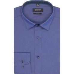 Koszula bexley 2010 długi rękaw slim fit granatowy. Czerwone koszule męskie slim marki Recman, m, z długim rękawem. Za 149,00 zł.