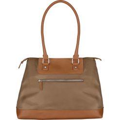 Shopper bag damskie: Torba shopper bonprix brunatny
