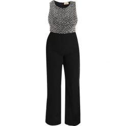 Kombinezony damskie: Lace & Beads Curvy Kombinezon black