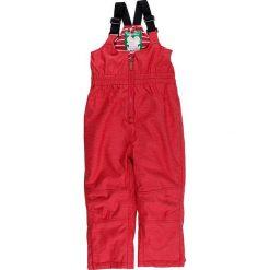 Odzież dziecięca: Spodnie zimowe w kolorze czerwonym