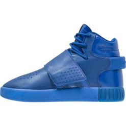 Adidas Originals TUBULAR INVADER Tenisówki i Trampki wysokie collegiate royal/blue. Niebieskie tenisówki męskie adidas Originals, z materiału. W wyprzedaży za 237,30 zł.