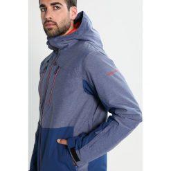 Quiksilver MISSION PLUS Kurtka snowboardowa estate blue. Niebieskie kurtki narciarskie męskie Quiksilver, l, z materiału. W wyprzedaży za 743,20 zł.