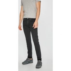 Lee - Jeansy. Szare jeansy męskie slim Lee. Za 299,90 zł.