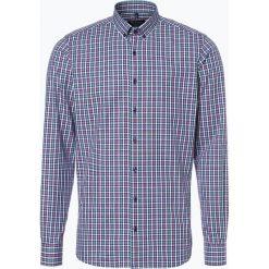 Mc Earl - Koszula męska, niebieski. Niebieskie koszule męskie na spinki Mc Earl, m, z bawełny, z klasycznym kołnierzykiem. Za 49,95 zł.
