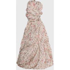 Answear - Szal. Szare szaliki damskie marki ANSWEAR, z bawełny. W wyprzedaży za 29,90 zł.