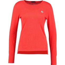 Odzież damska: Armani Exchange Sweter poppy red